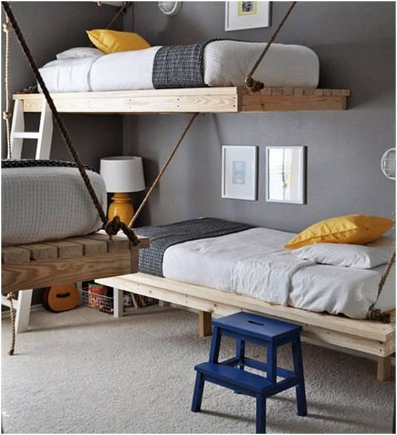 150628-деревянные кровати на разных уровнях