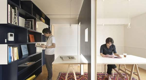 Про мобильные стены и «умную» мебель