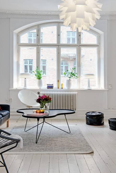 интерьер Швеция фото