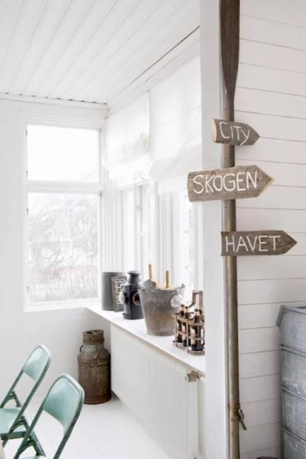 скандинавский дом фото