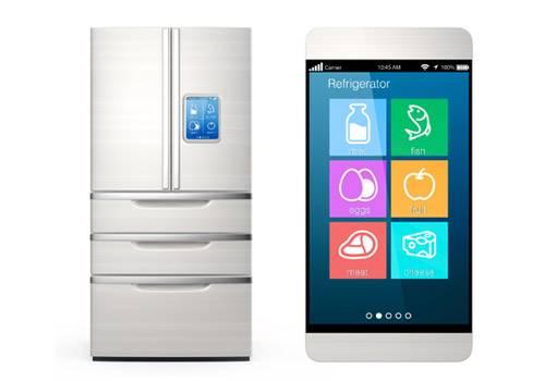 фото умный холодильник с wi-fi
