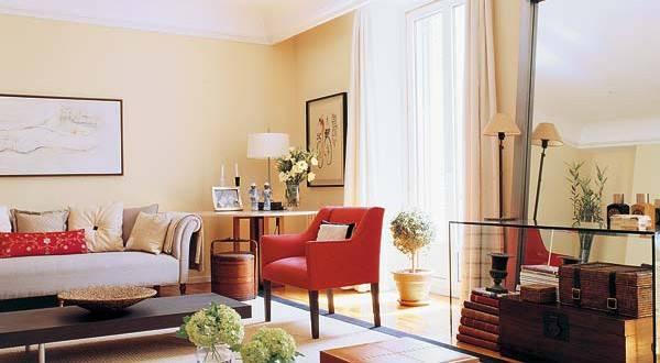 Бежевый цвет в интерьере: банальный  или элегантный?