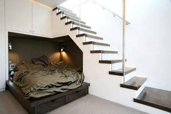 эффективное использование пространства (2)