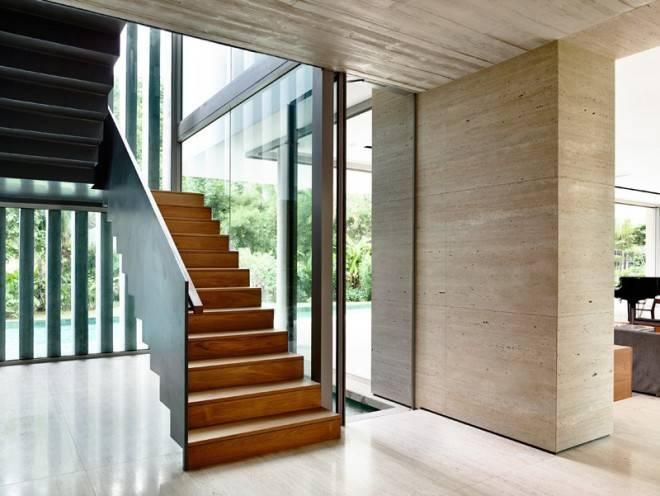 современнная лестница