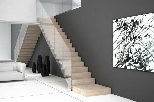 стекло и лестницы