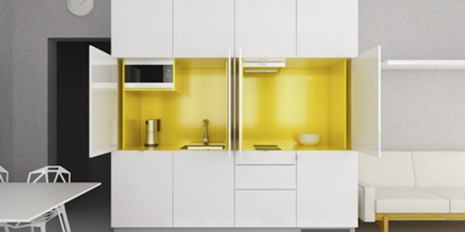 Практичная кухня или избавляемся от бардака