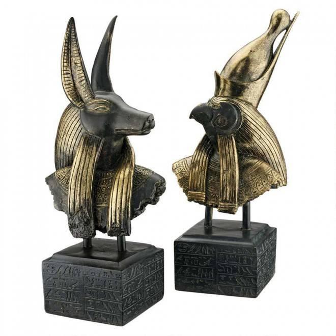 Египетские статуэтки