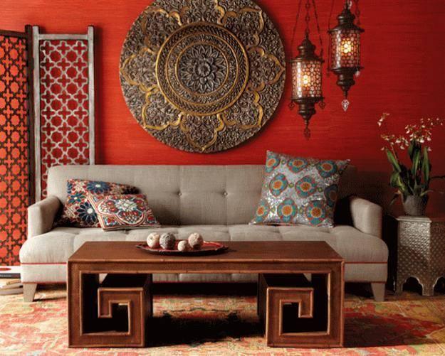 комната-Марокко