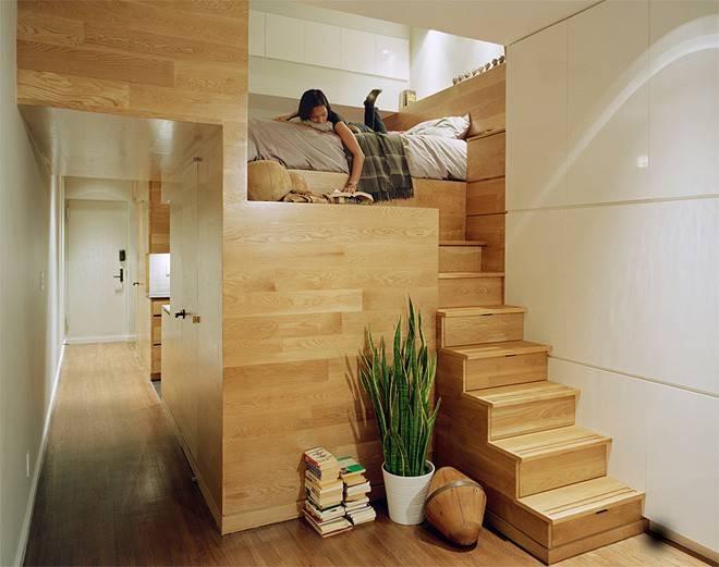 двухэтажная мебель