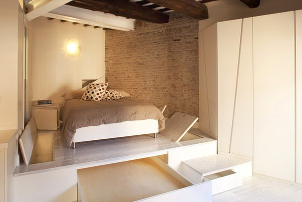 проект квартиры от дизайнера