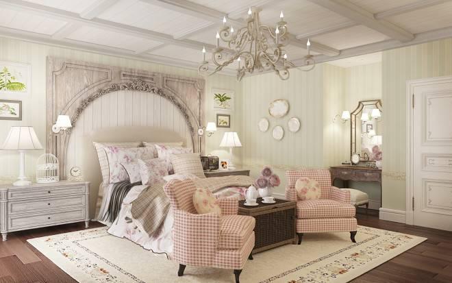 дизайн-интерьера-квартиры-в-стиле прованс