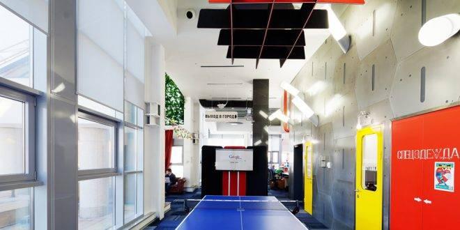 Штаб-квартира в пабе: необычные офисы со всего света
