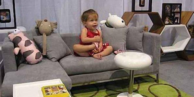 Осторожно: дети! или Как уберечь ремонт от малыша