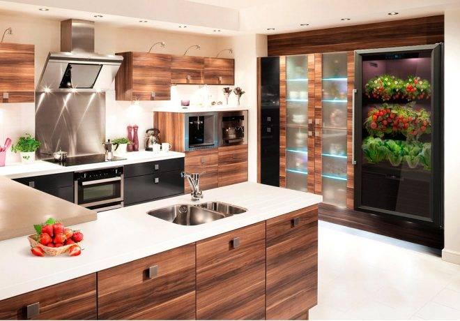 агроферма на кухне