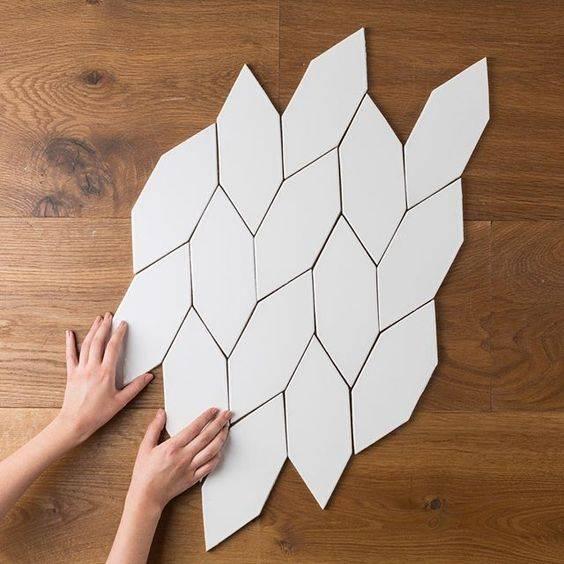 Cложные формы плитки