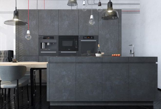бетонная мебель