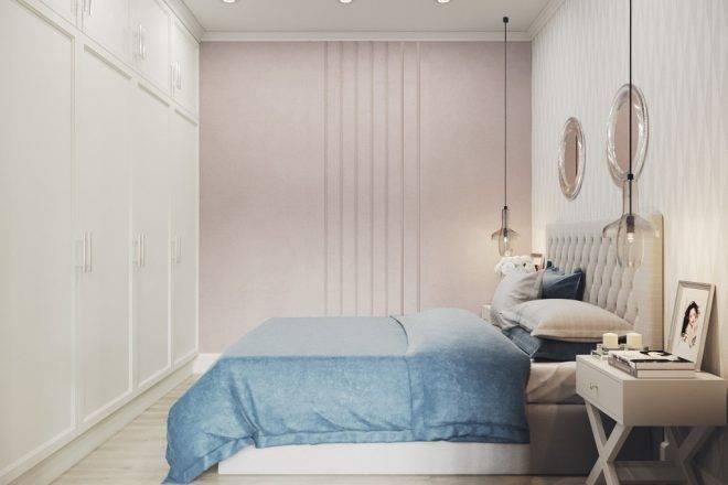 Cпальня дизайнерская