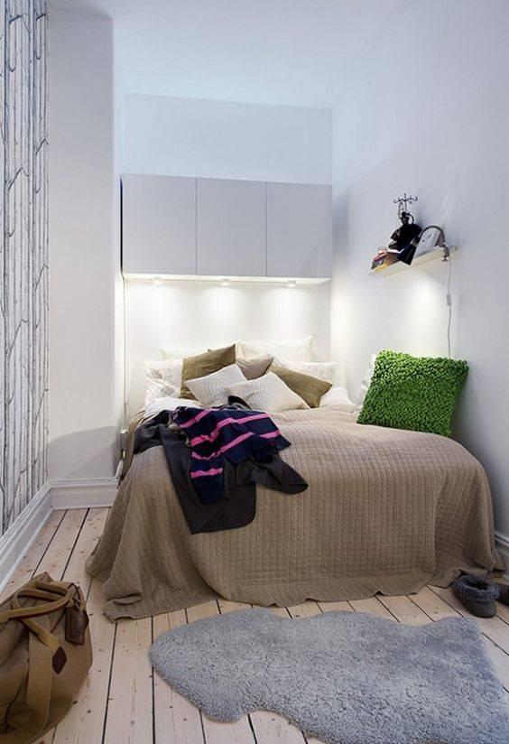 Спальня без окна