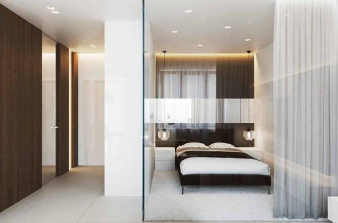 Спальня без окон