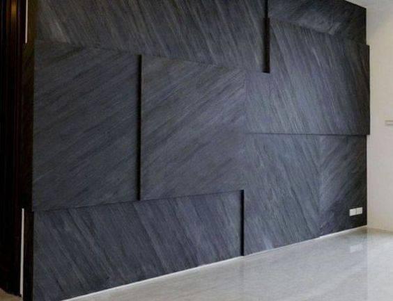 пример бетонного шпона